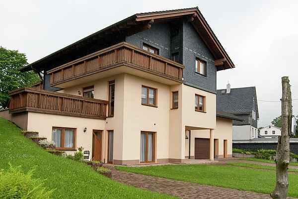 Ferielejlighed i Frauenwald