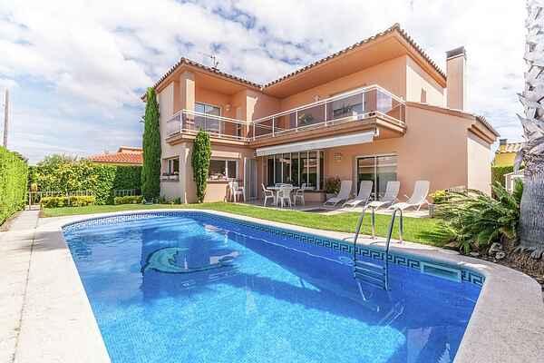 Villa i L'Armentera