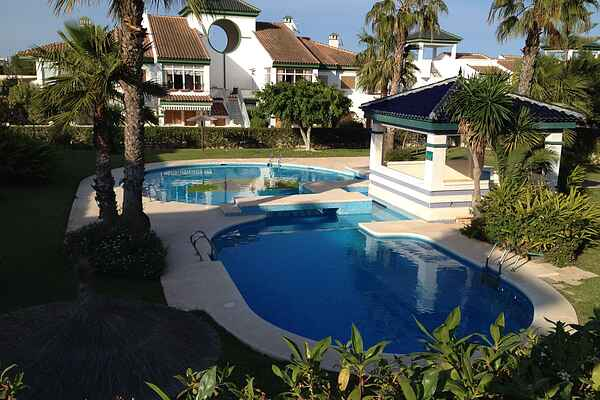 Sommerhus i Pilar de la Horadada