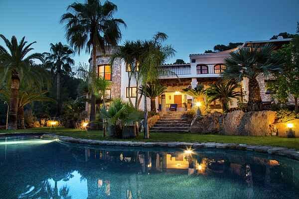 Villa i Santa Eulària des Riu