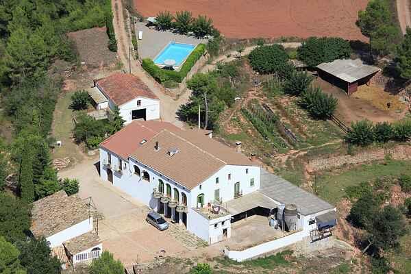 Hytte i Sant Salvador de Guardiola