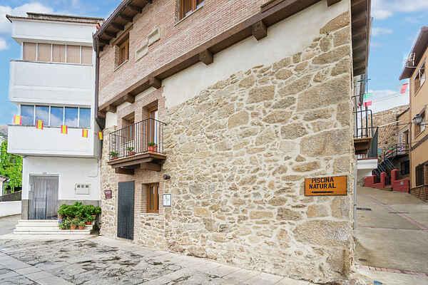 Cottage in Casas del Monte