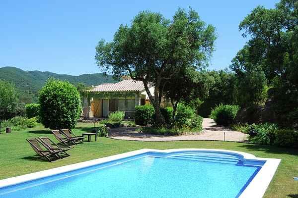 Villa i Llagostera