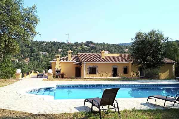 Villa in Llagostera