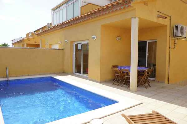 Holiday home in Castelló d'Empúries