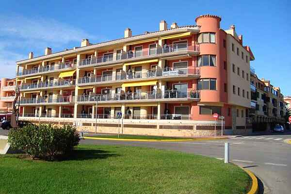 Ferielejlighed i Castelló d'Empúries