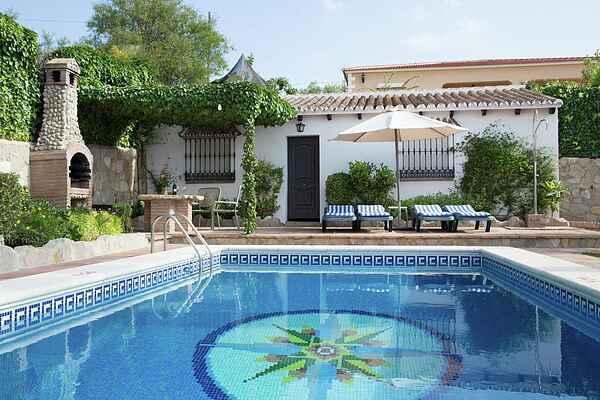 Villa i Municipality of Antequera