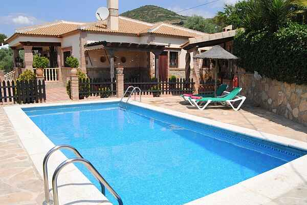 Villa in Municipality of Antequera