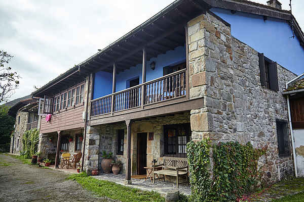 Landhaus in Oviedo