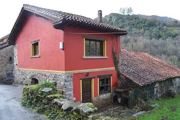 Cottage in Amieva