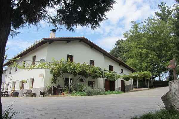 Herrgård i Gernika-Bermeo
