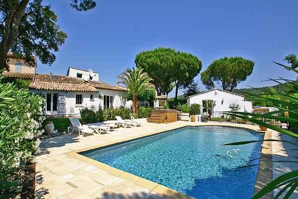 Villa in Gassin