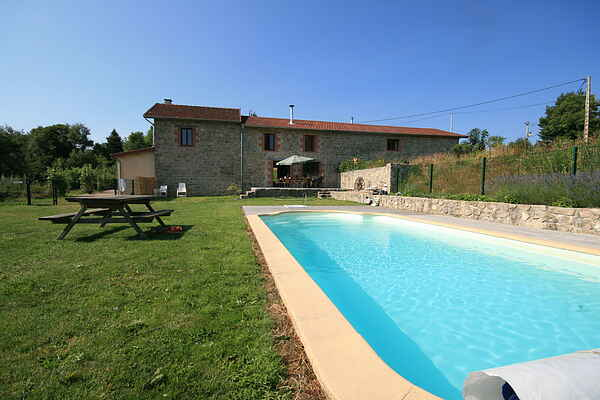 Holiday home in Le Mayet-de-Montagne