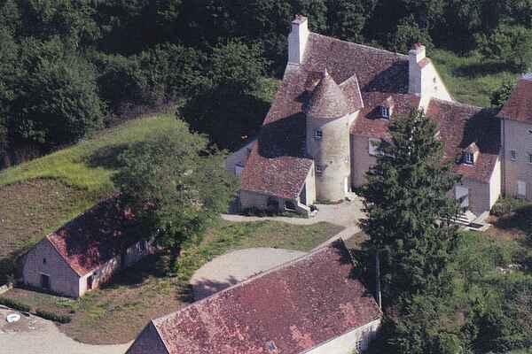 Castle i Lurcy-Lévis