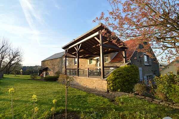 Sommerhus i Avallon