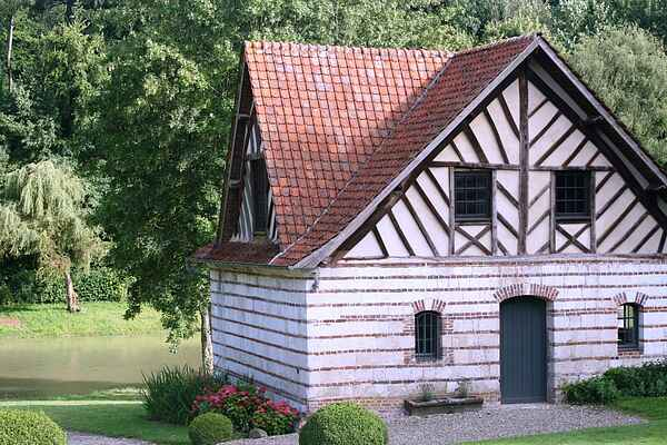 Holiday home in Domart-en-Ponthieu