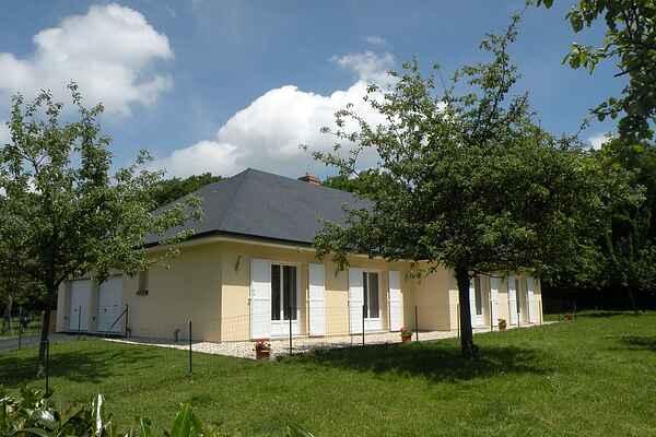 Sommerhus i Saint-Romain-de-Colbosc