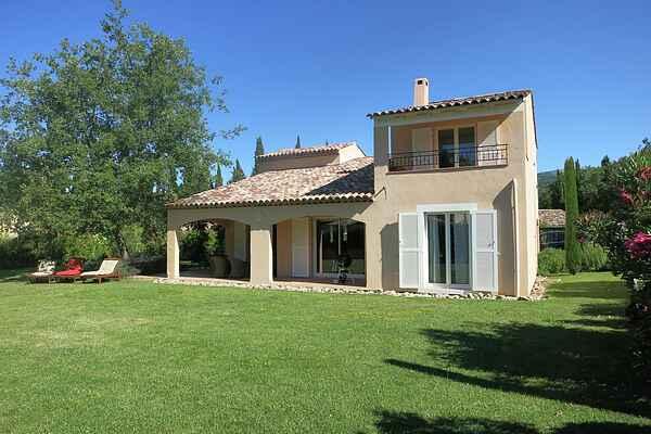 Villa in Spéracèdes