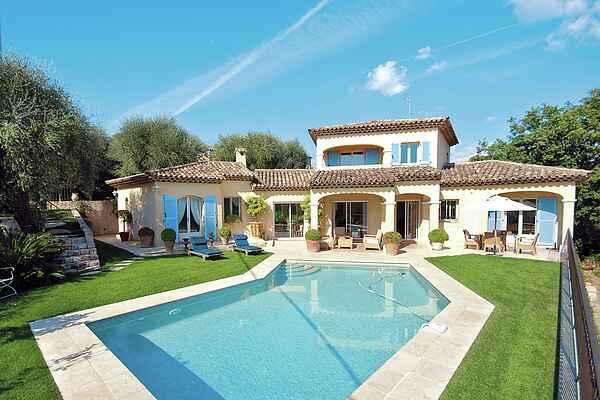 Villa en La Roquette-sur-Siagne