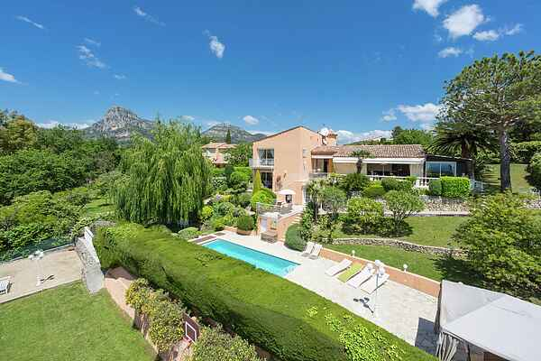 Villa i La Gaude