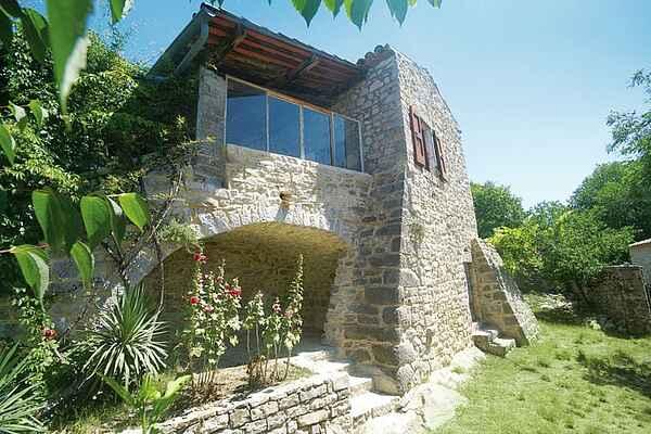 Holiday home in Saint-Paul-le-Jeune