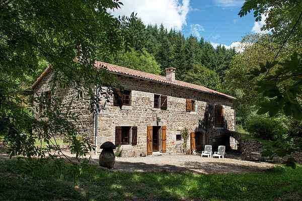 Villa in Lalouvesc