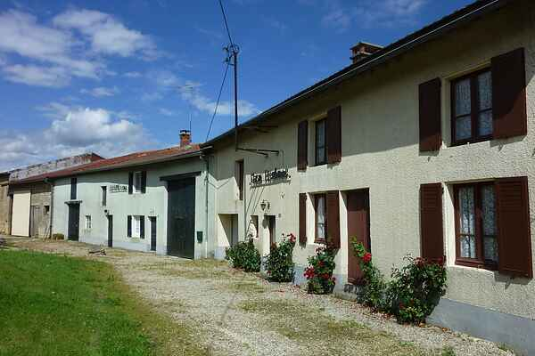Holiday home in Buzancy