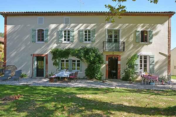 Villa i Le Fossat