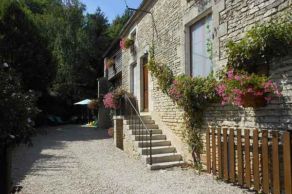 Holiday home in Vendeuvre-sur-Barse