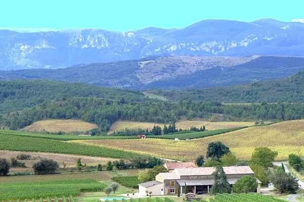 Casa de vacaciones en Aude