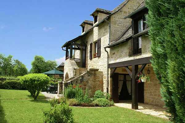 Holiday home in Salles-la-Source