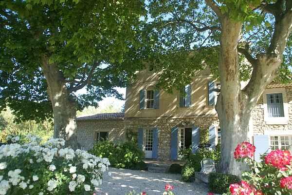 Villa en Paradou