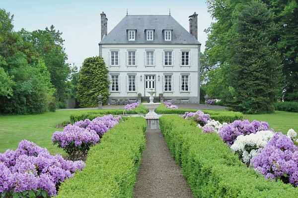 Manor house in Vire