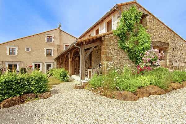 Sommerhus i Montembœuf