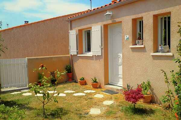 Holiday home in Sainte-Soulle