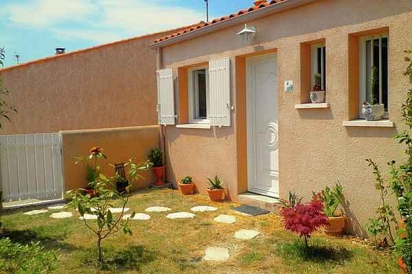 Sommerhus i Sainte-Soulle