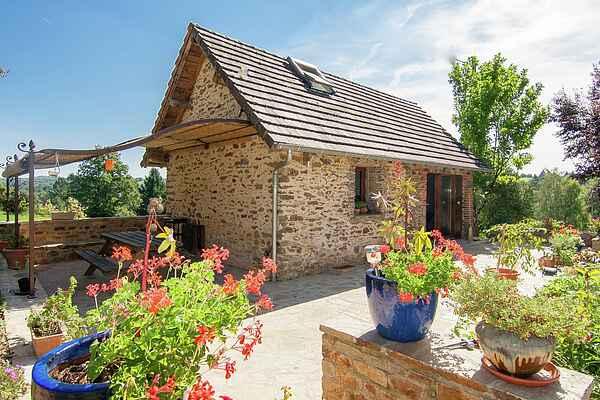 Hytte i Arnac-Pompadour