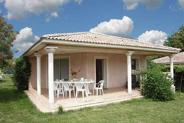 Sommerhus i San-Nicolao