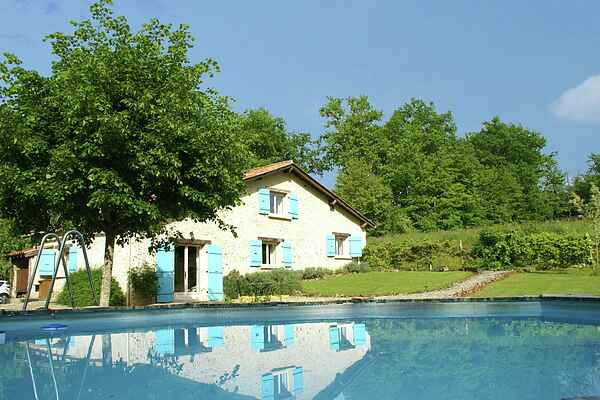 Holiday home in Saint-Astier