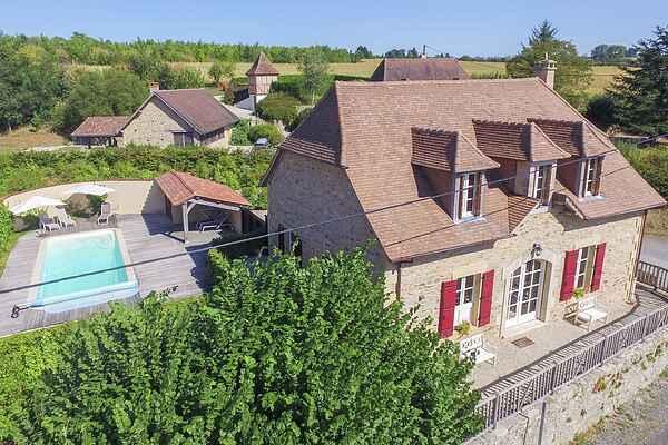 Villa in Excideuil