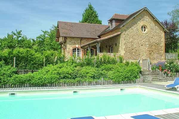 Sommerhus i Excideuil