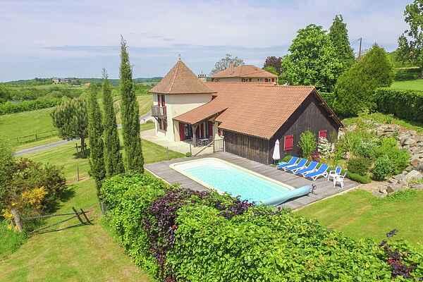 Villa i Excideuil