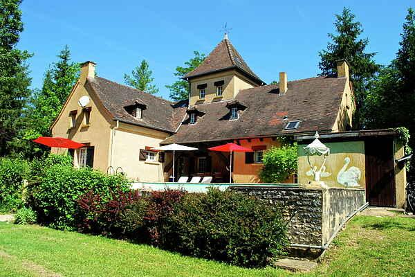 Villa i Nabirat