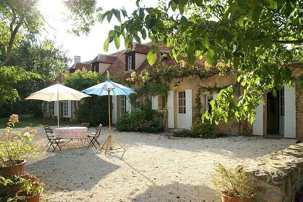 Holiday home in Sainte-Foy-de-Longas