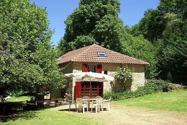 Casa de vacaciones en Loubejac