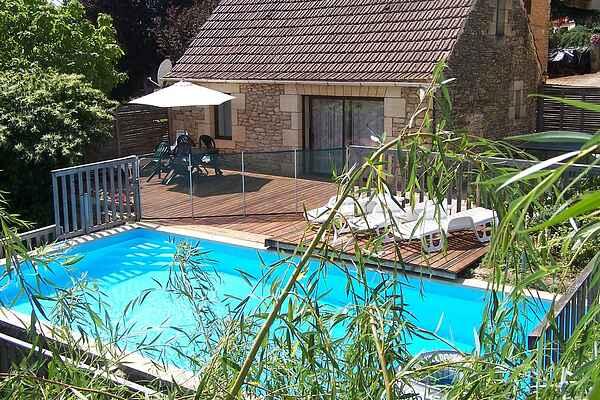 Casa de vacaciones en Tursac