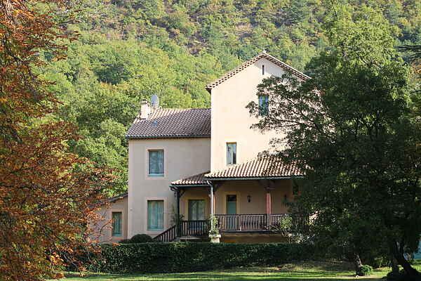 Villa in Ferrassières