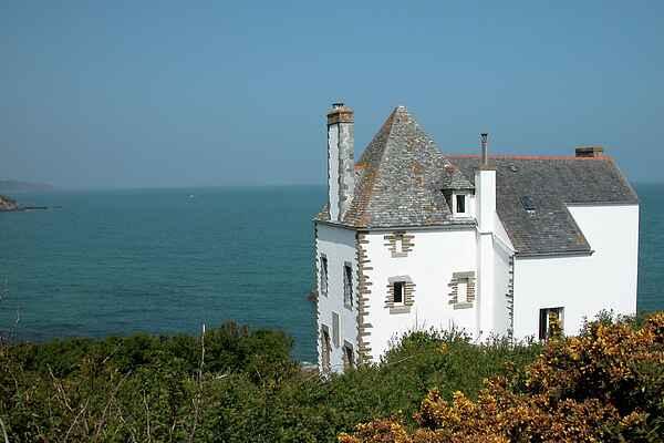 Villa in Locquirec