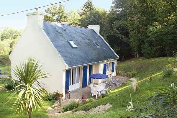 Holiday home in Tréguennec