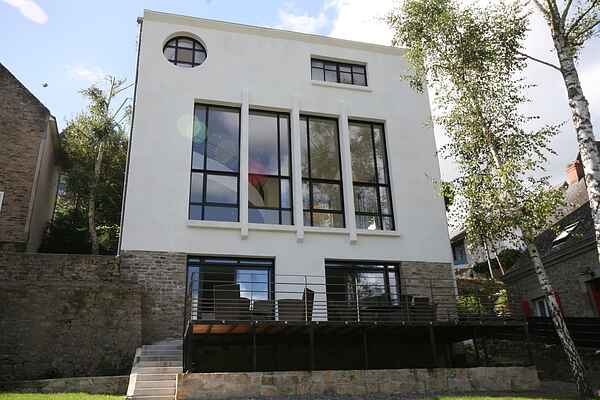 Villa i Pont-Aven